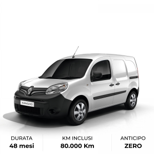Renault Kangoo tuo con noleggio - Scopri la promo Farina Rent