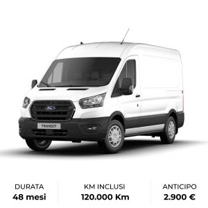 Transit Van tuo a noleggio in Gruppo Farina